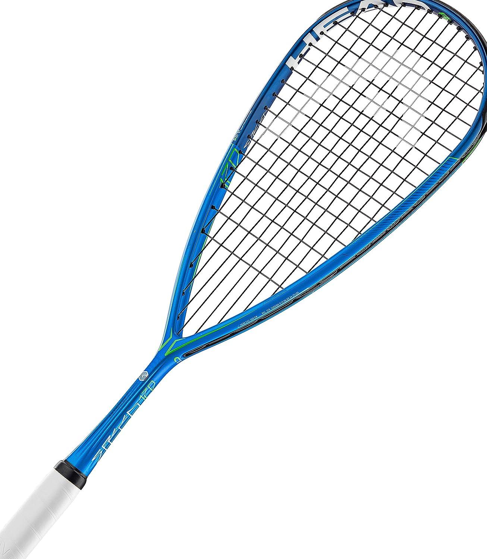 Strung HEAD Graphene Touch Speed Squash Racquet