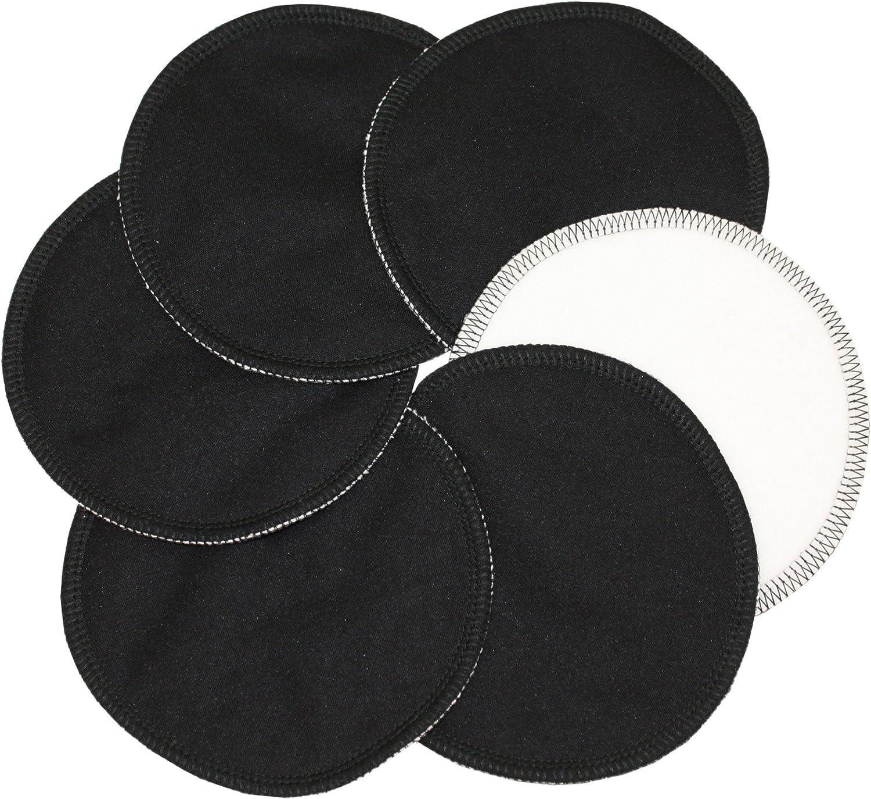 IMSE VIMSE Discos Lactancia Lavables (6uds.) (algodón orgánico ...