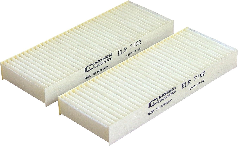 Aria Abitacolo Mecafilter Filtro Mecafilter JLR7102