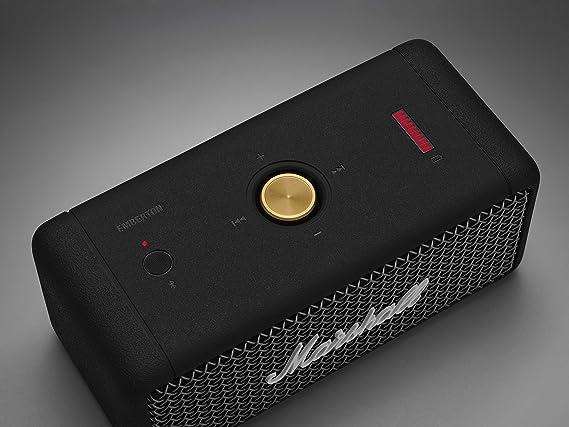 Marshall Bluetooth Speaker Mp3 Hifi