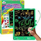 ZMLM LCD Writing Tablet for Kid: 10 Inch Electronic Drawing Art Pad Digital Erasable Magic Doodle Sketch Board Toddler Travel