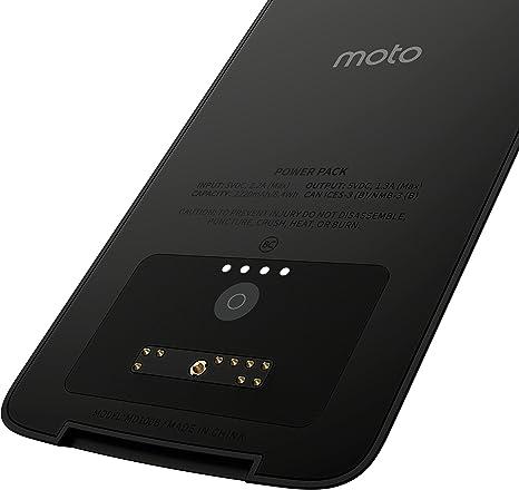 Motorola - Carcasa para Moto Z: Amazon.es: Electrónica