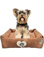 Kimba Cama de Viaje de Lujo y Lavable para Perro para Coche & Hogar - Pequeño