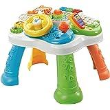 Chicco table jardin d 39 eveil bilingue jeux et jouets - Table jardin d eveil bilingue chicco reims ...