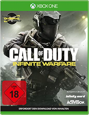 Call of Duty: Infinite Warfare MSH D1 Edition Xbox One ...