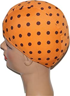 product image for Polka Dot Toddler Lycra Swim Cap