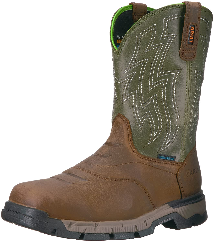 0fd6fd9076c Ariat Work Men's Workhog Venttek Work Boot