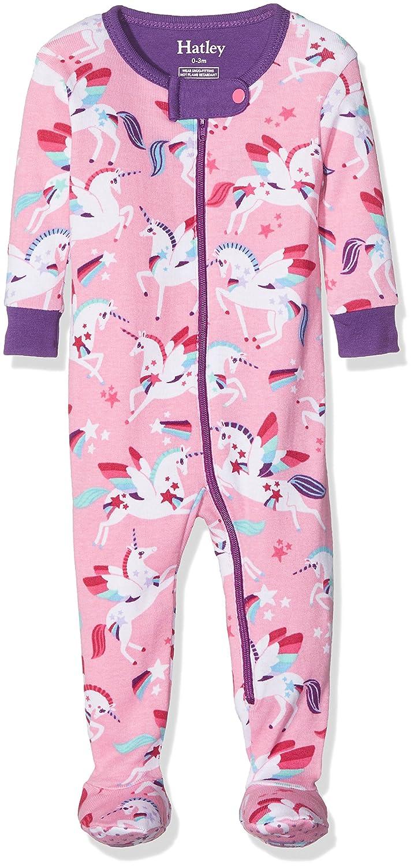 Hatley Baby Girls' Sleepsuit DR5UNCO210