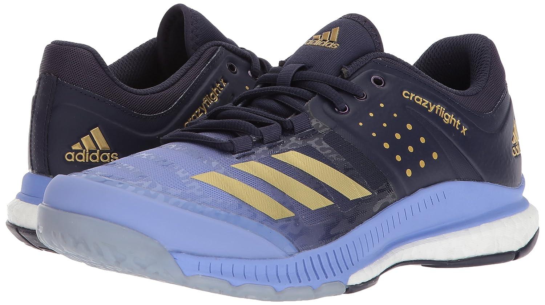 2b578e917 Amazon.com | adidas Originals Women's Crazyflight X W Volleyball Shoe |  Fitness & Cross-Training