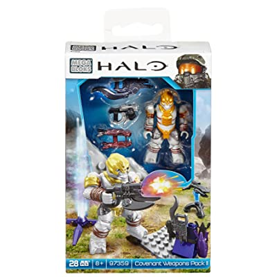 Mega Bloks Halo Covenant Weapons Pack II: Toys & Games