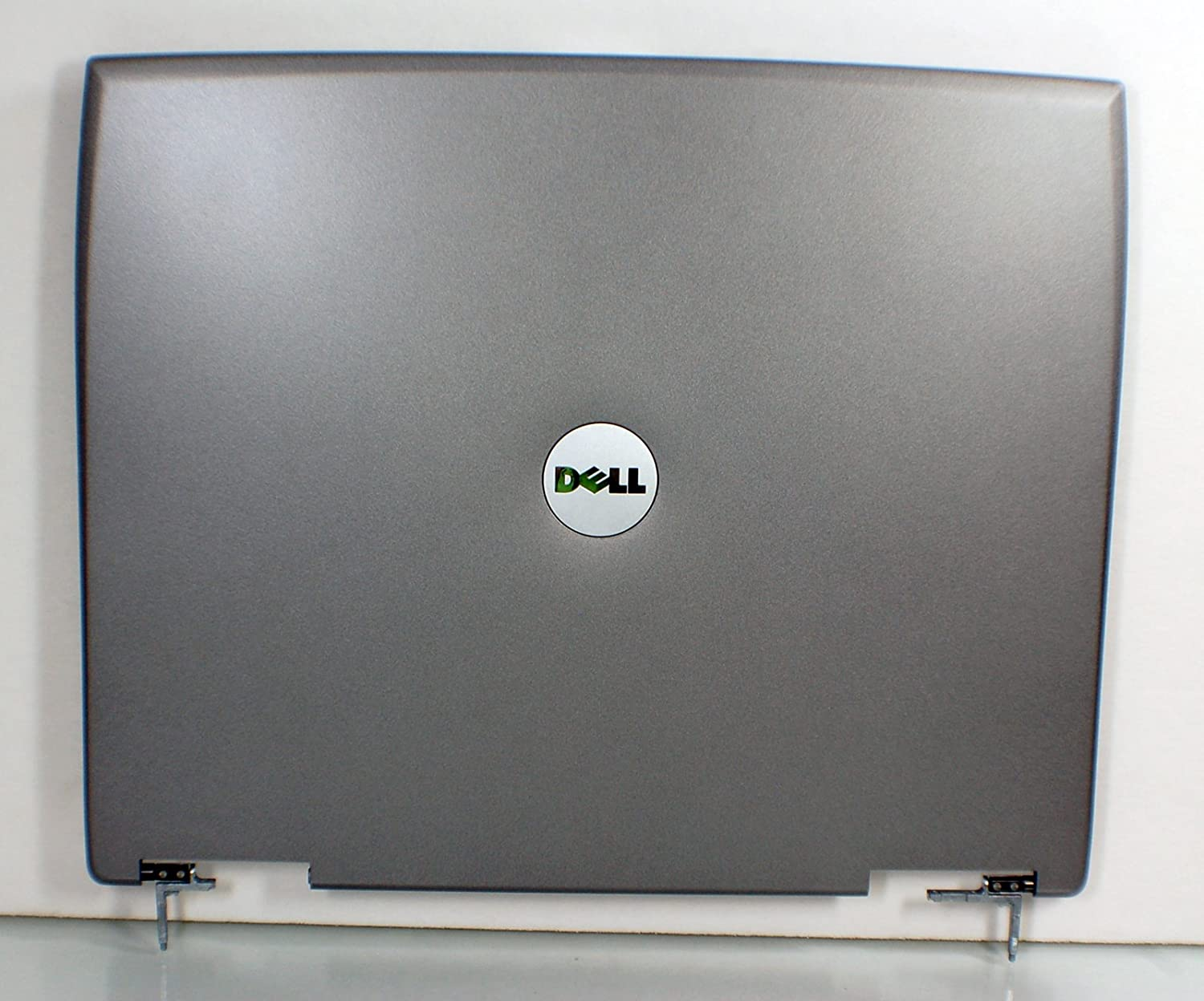 Dell New Genuine OEM Latitude D500 Laptop LCD Gray 14.1 Inch 34JM3LCWI07 Rear Case Back Cover Top Monitor Panel Enclosure Housing Lid W/Hinges Assembly 4Y198