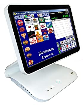 All in One POS System Point of Sale Terminal Cash Register
