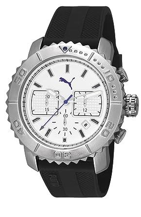 Puma Time Montre Homme Quartz Chronographe Chronomètre