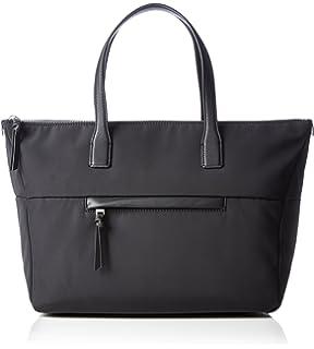 f9a697bd1f2 Ecco Women's Sculptured Hobo Bag Shoulder Handbag, Black, 12 x 33 x ...