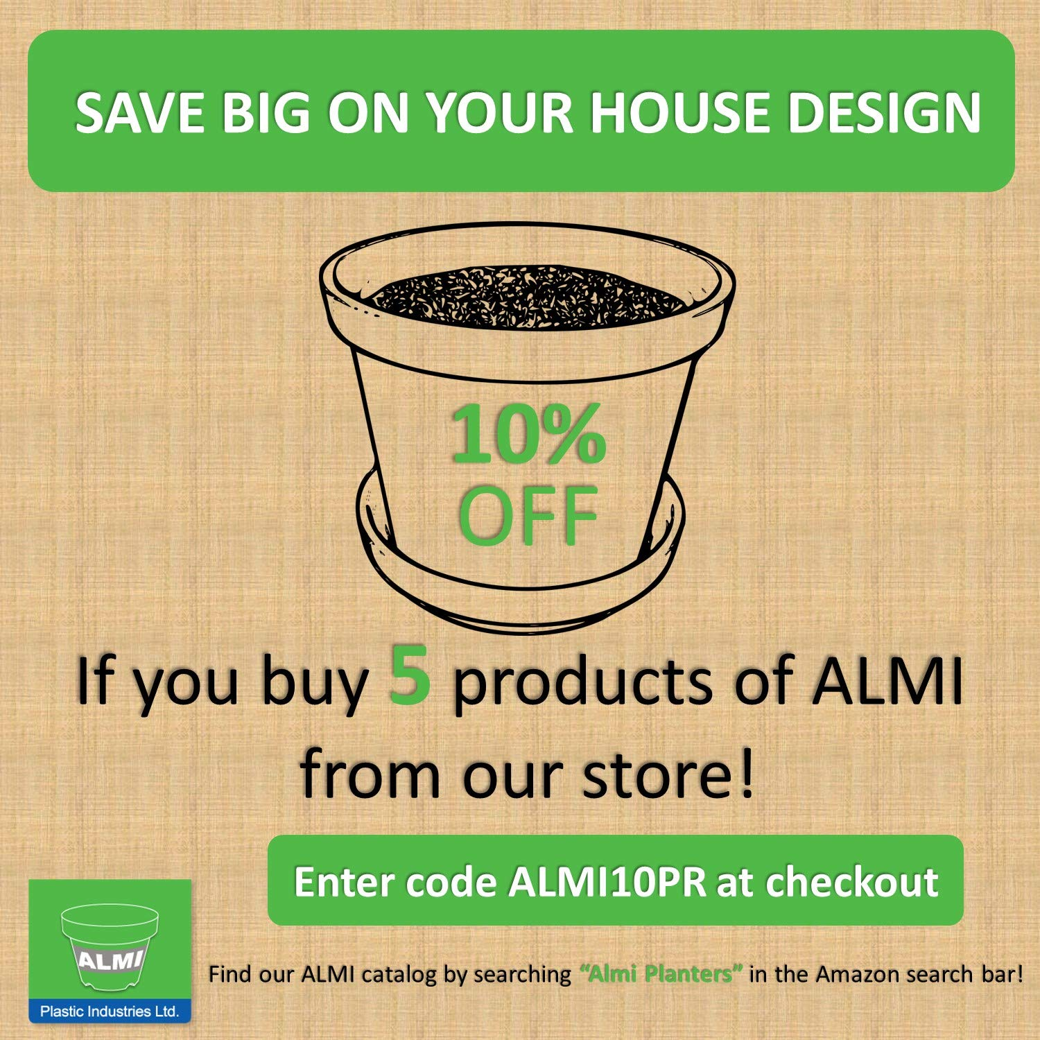 ALMI Balcony Deck Rail Planter Box with Drainage Trays, Indoor /& Outdoor Weatherproof Resin Planter 12 Inch Bloomers Railing Round Pot Drainage Holes Terracotta 2 Pack