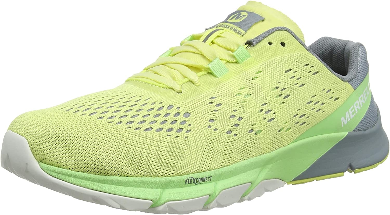 Merrell Womens Bare Access Flex 2 E-mesh Fitness Shoes