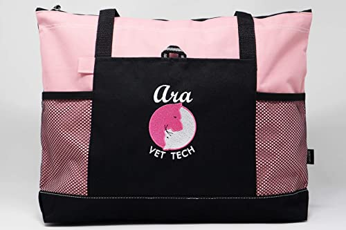 Vet symbol tote bag vet tech tote bagpets bagcanvas bagreusable grocery bag reusable bagcanvas tote bag tote bag