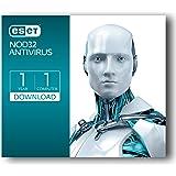 Eset NOD32 Antivirus 2015   1 PC   1 Year   Digital Download [Online Code]