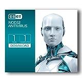Eset NOD32 Antivirus 2015 | 1 PC | 1 Year | Digital Download [Online Code]