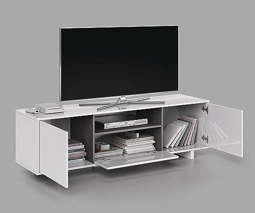 SERMAHOME- Mueble de Comedor y Salón Bajo TV Modelo Zoido. Color ...