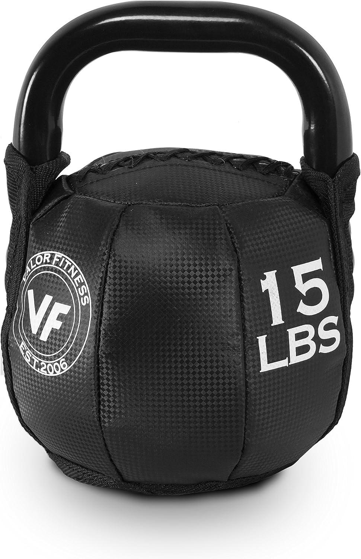 Valor Fitness SKB Soft Kettlebells