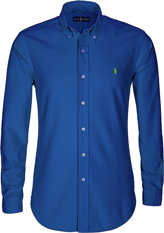 Polo Ralph Lauren | Camisa para hombre | Slim Fit | Camisa de ...