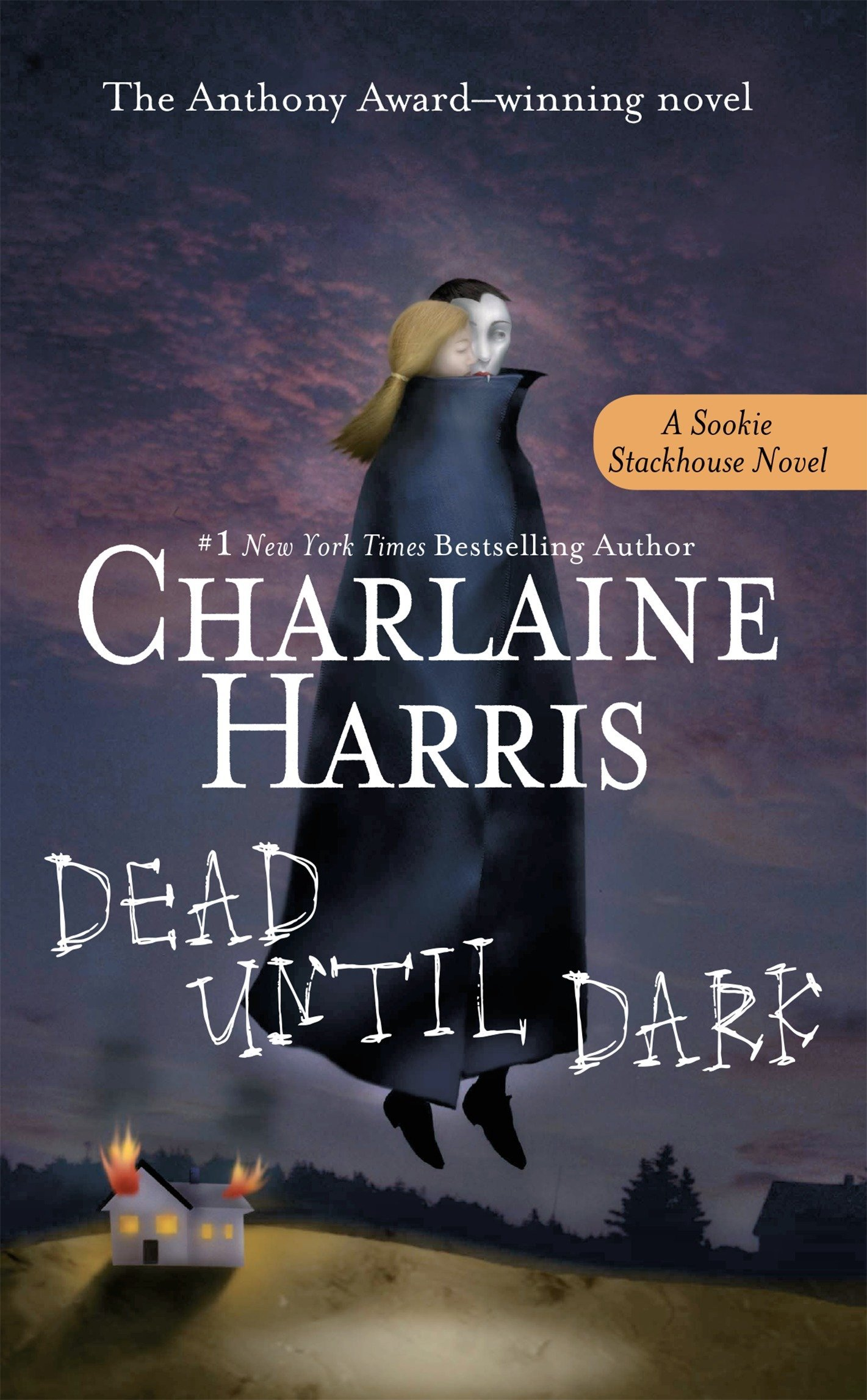 Amazon.com: Dead Until Dark (Sookie Stackhouse/True Blood, Book 1) (9780441008537): Harris, Charlaine: Books