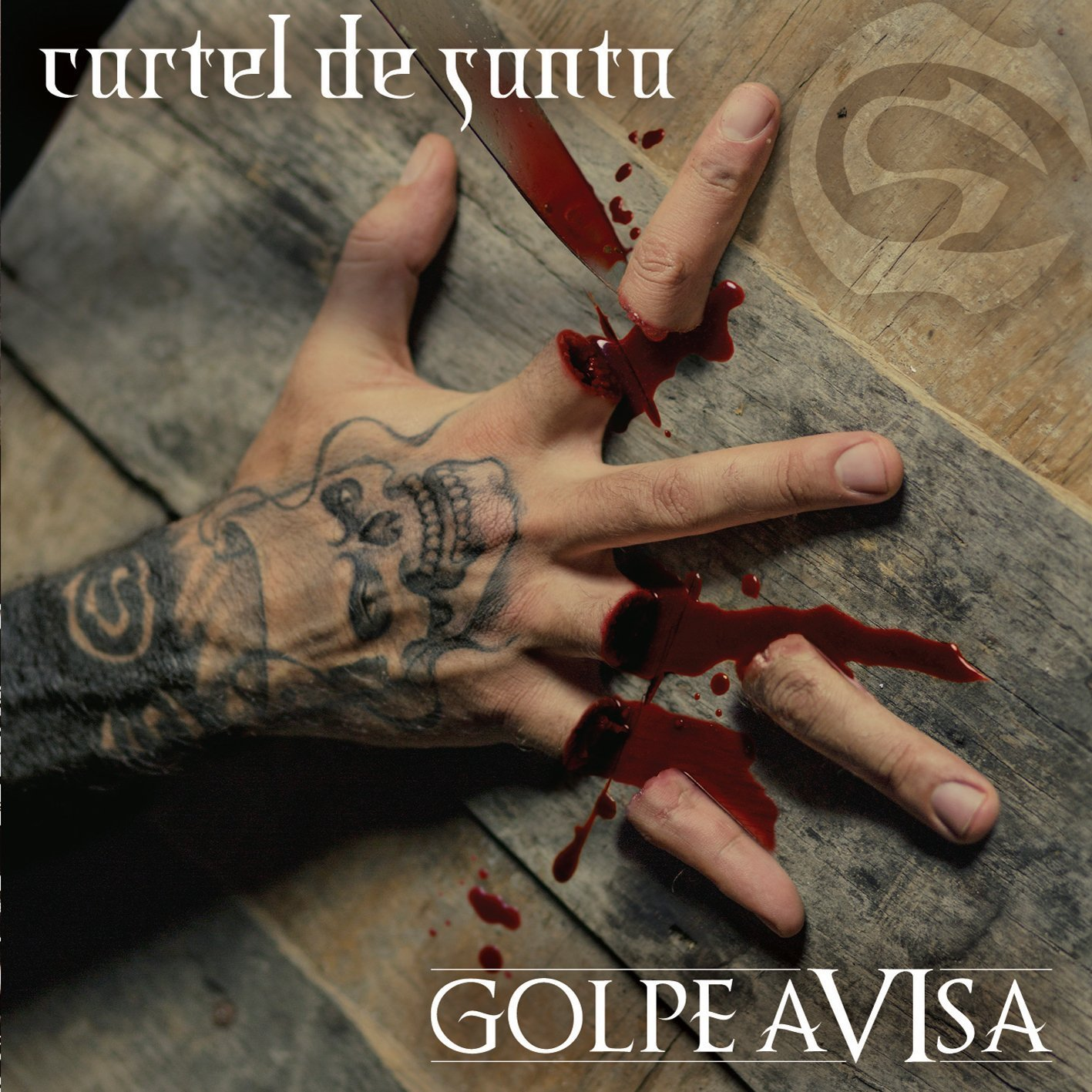 Cartel De Santa (Golpe Avisa Sony-50031129) CD