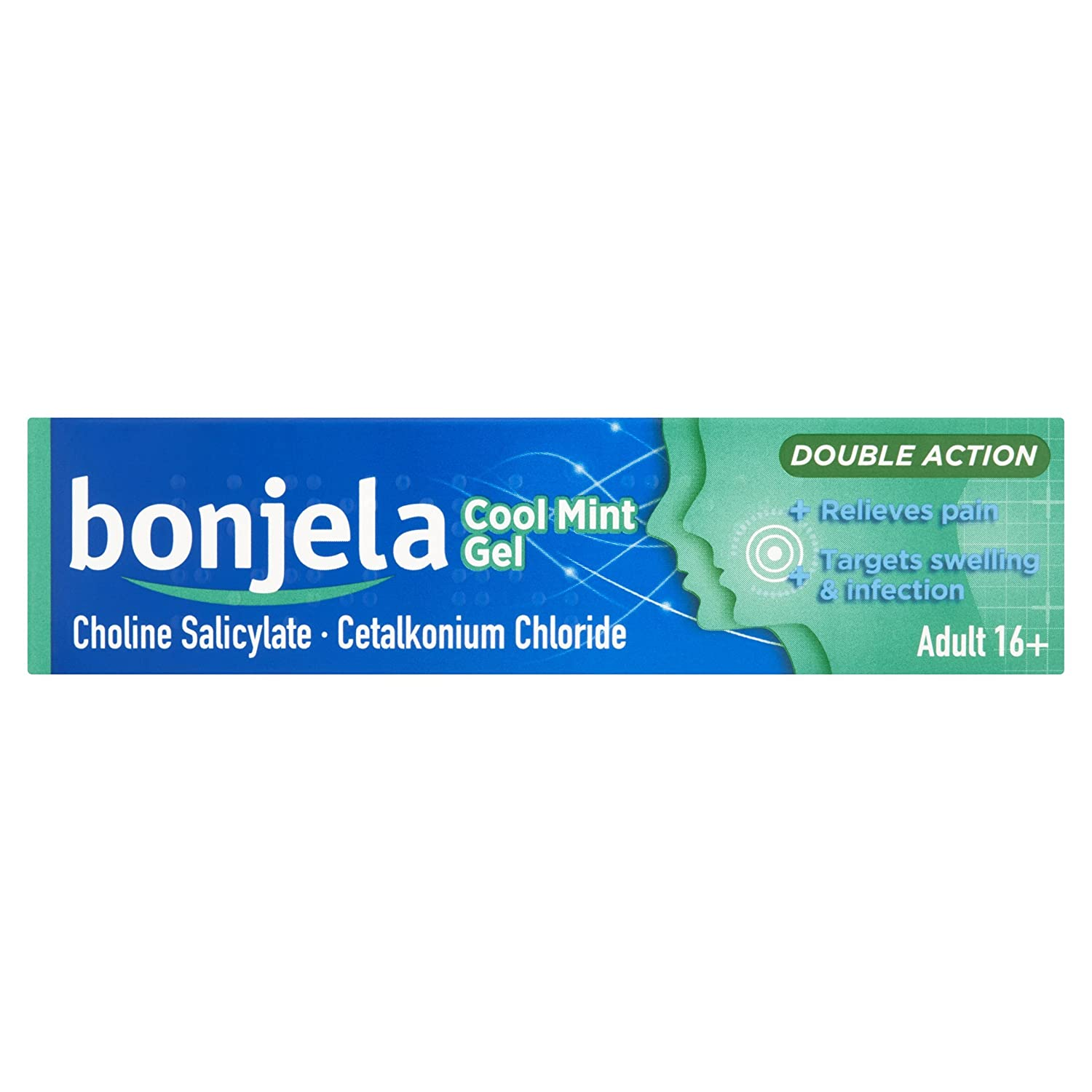 Bonjela Cool Adult Mint Gel 15g 36199