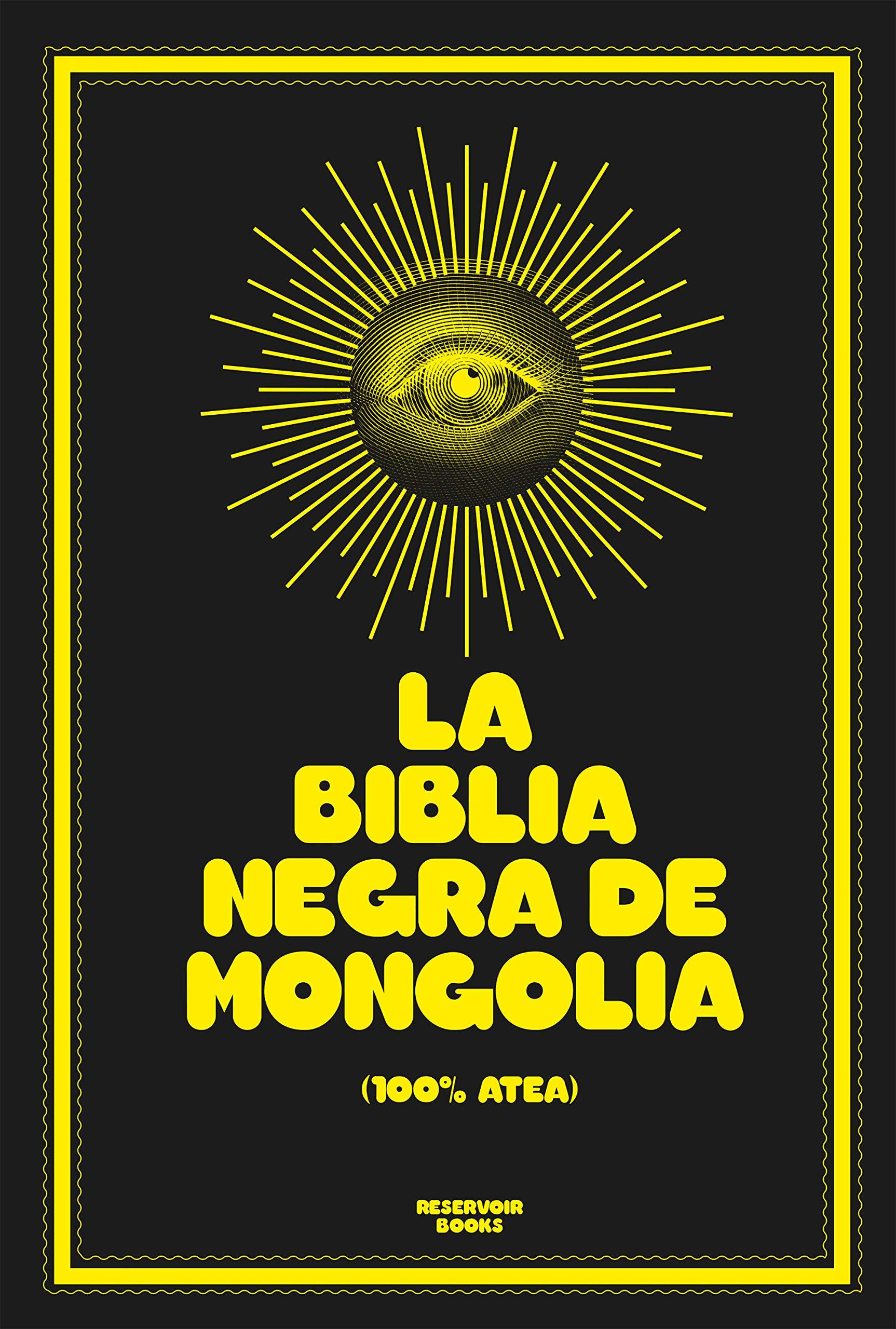 La Biblia Negra de Mongolia (Reservoir Narrativa): Amazon.es: Mongolia: Libros