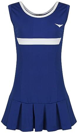 Bace Las niñas Azul Plisado Vestido de Tenis Junior Netball Vestido/Ropa Deportiva: Amazon.es: Deportes y aire libre