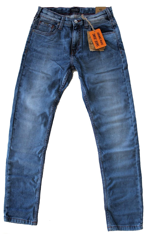 Three Oaks #45 200019 Five Pocket Jogging Jeans