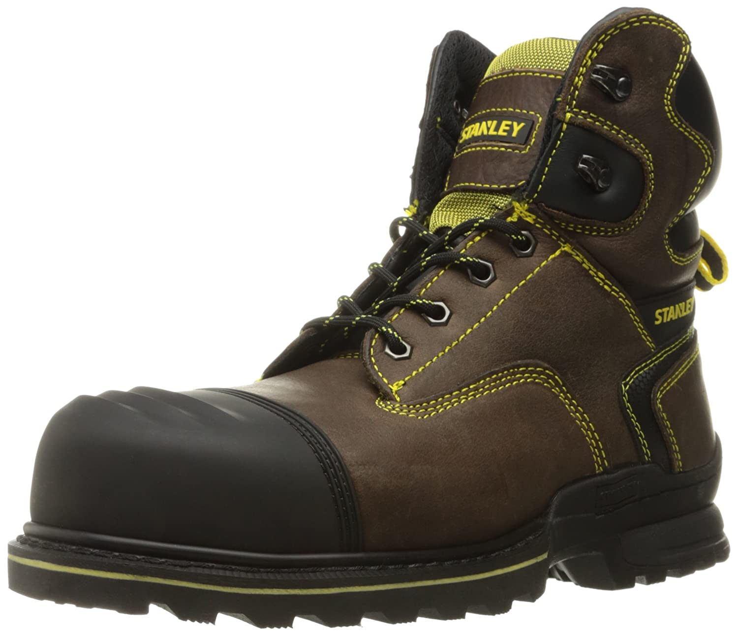 a81a0319620 Stanley Men's Operator Comp Toe Work Boot