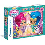 """Clementoni 24486 """"Maxi Shimmer and Shine"""" Puzzle (24-Piece)"""