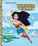 Wonder Woman (DC Super Heroes: Wonder Woman) (Little Golden Book)