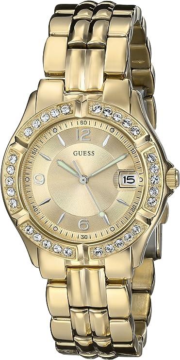 ejemplo de reloj para dama guess