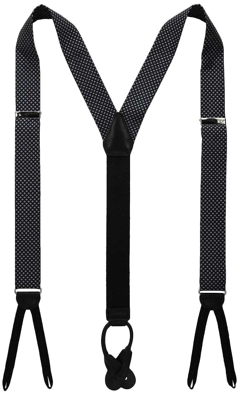Trafalgar Mens Formal Naples Brace Black One Size Trafalgar Men/'s Accessories 2157TF0008