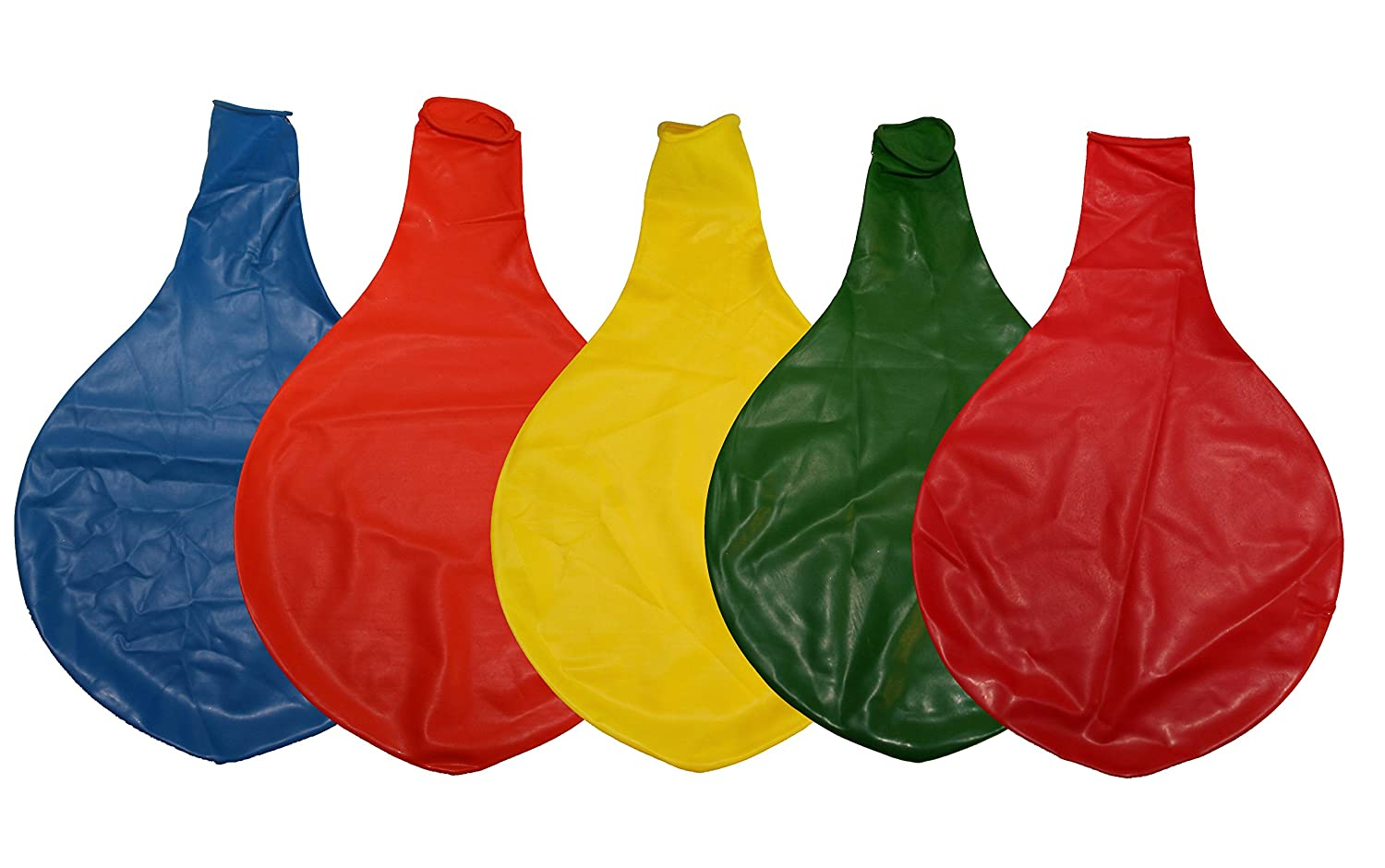 36 Inch Giant Latex Balloons Pirmary Colors Tuftex