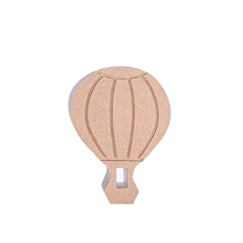 Ahşap Hobi Boyama Uçan Balon Obje 3 Adet 15x20cm Amazoncomtr 25