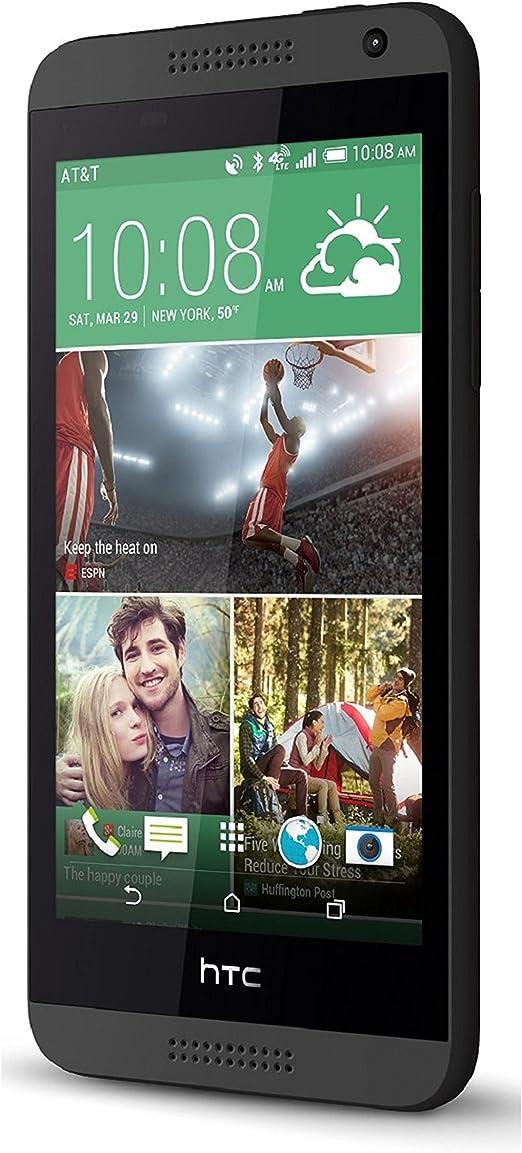 Amazon.com: HTC Desire 610 8 GB Unlocked GSM 4 G LTE Quad ...