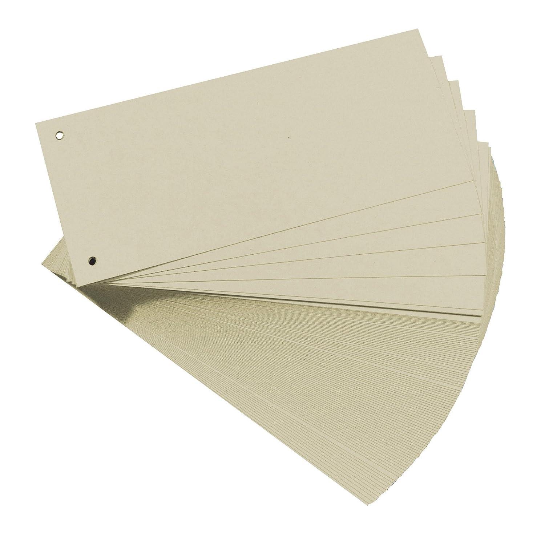 Falken /Divisori in cartoncino Standard confezione da 100 blau