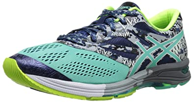 ASICS Men's Gel-Noosa Tri 10 Running Shoe,Indigo Blue/Aqua Mint/