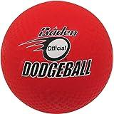 Baden Unisex's 7 Dodgeball Size 8.5, Red
