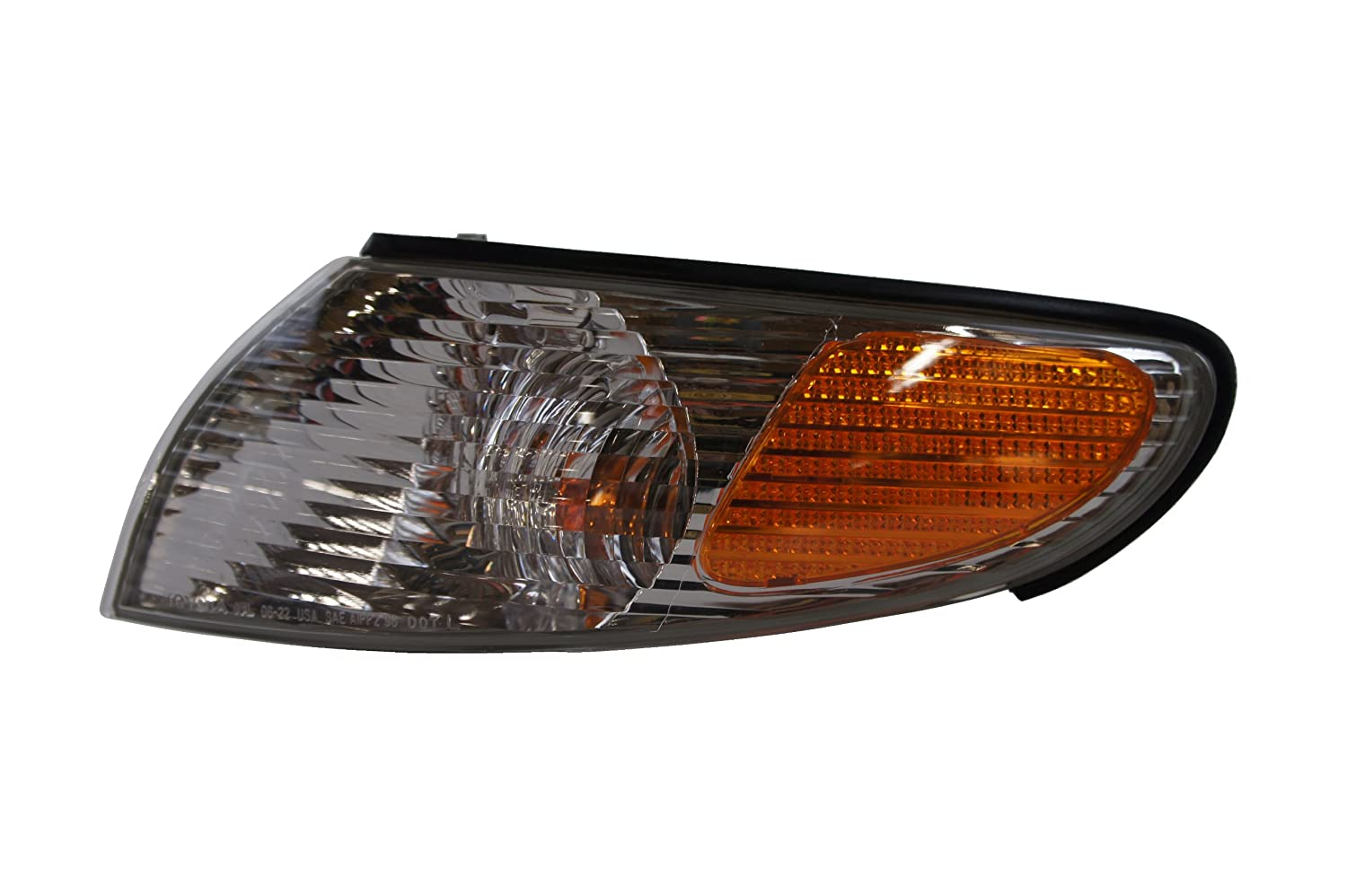 Genuine Toyota Parts 81620-06040 Driver Side Parking Light Assembly