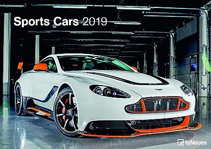 Calendario 2019 Maxi calendario A3 coche Sportive - Porsche ...