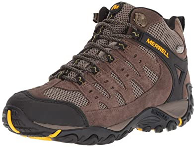 search for original new authentic attractive designs Merrell Men's Accentor Mid Vent Waterproof Hiking Boot ...