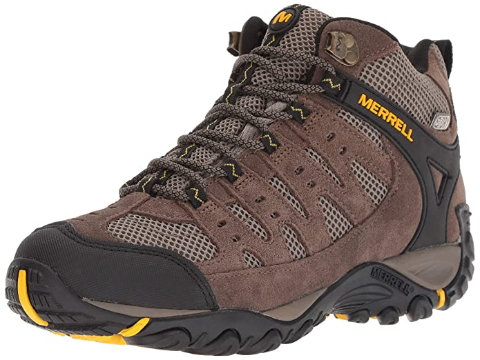 Men's Accentor Mid Vent Waterproof Hiking Boot best hiking boots under 100