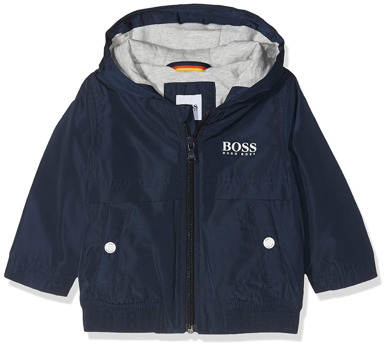BOSS Baby Boys' Coupe-Vent Raincoat J06180