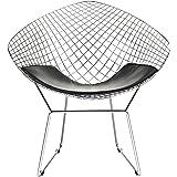Modway Bertoia Style Diamond Chair