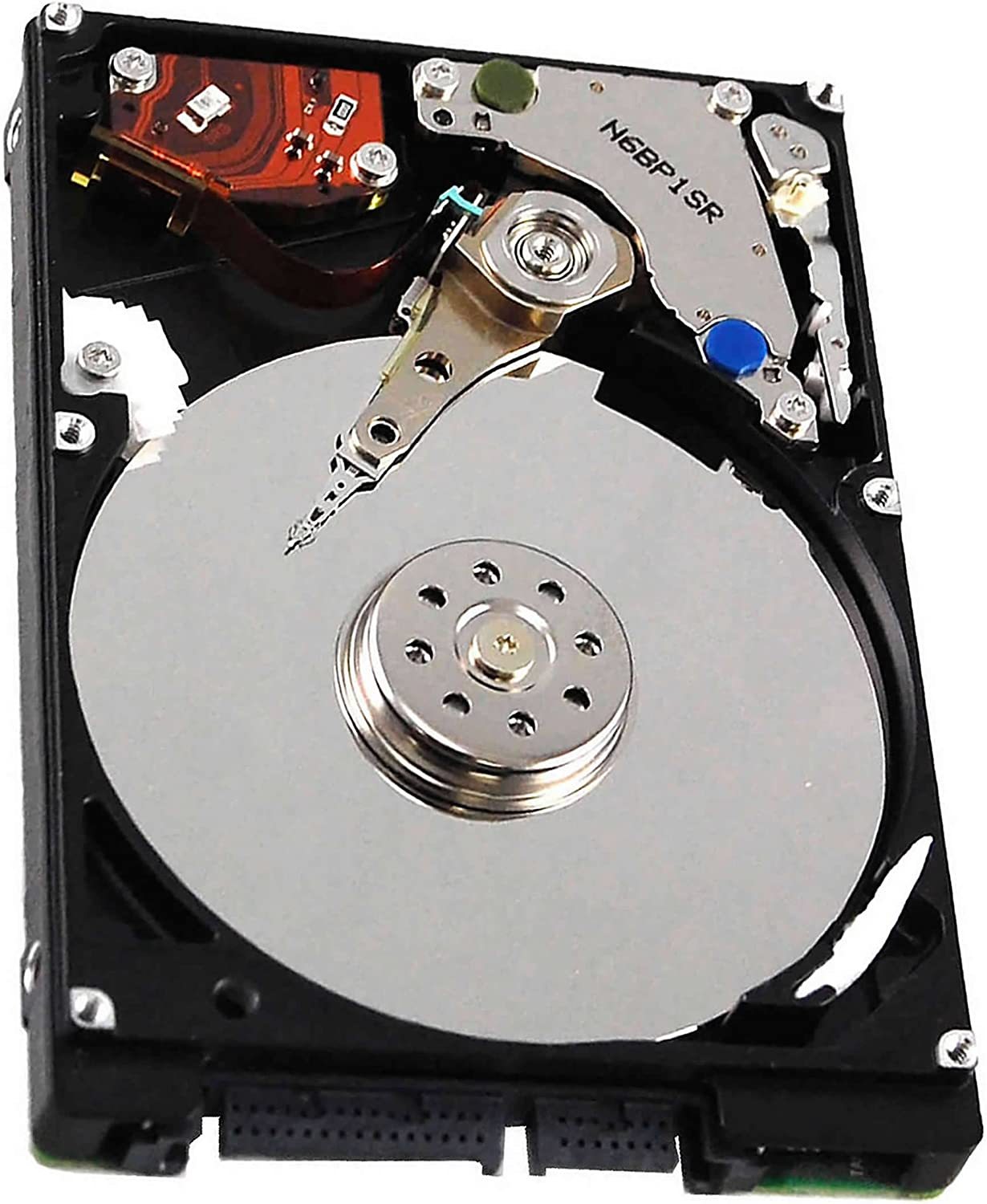 "Lot of 5 500GB SATA 2.5/"" 5400 or 7200RPM Laptop Hard Drive *Discounted Price!"